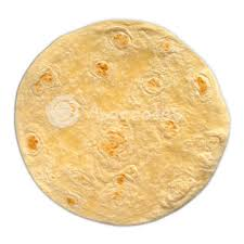 Tortilla de Trigo 25cm (Cajax6)