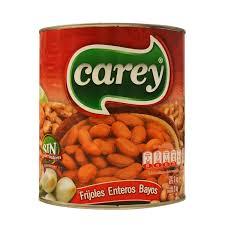 Frijol Bayo Entero 3kg Carey