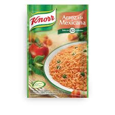 Arroz a la Mexicana 160g Knorr