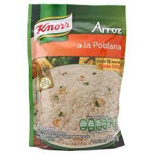 Arroz a la Poblana 160g Knorr