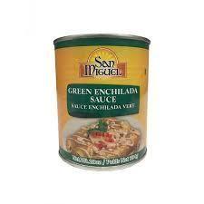 Salsa para Enchiladas Verdes 794g San Miguel