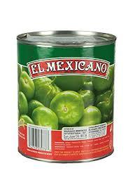 Tomatillo Entero 767g El Mexicano