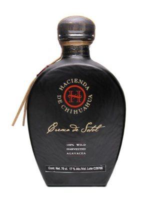 Crema de sotol Hacienda de Chihuahua Ultra Premium. 17% 700ml.
