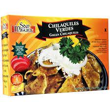 Chilaquiles Verde  420g San Miguel