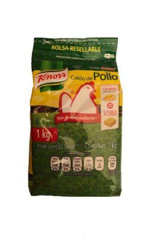Caldo de Pollo 1kg Knorr Suiza