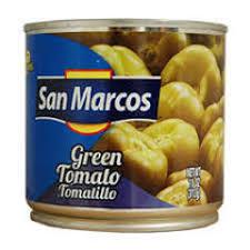 Tomatillo Entero 312g San Marcos